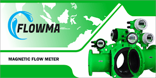 poster Flowmag 21 Electromagnetic Fow Meter