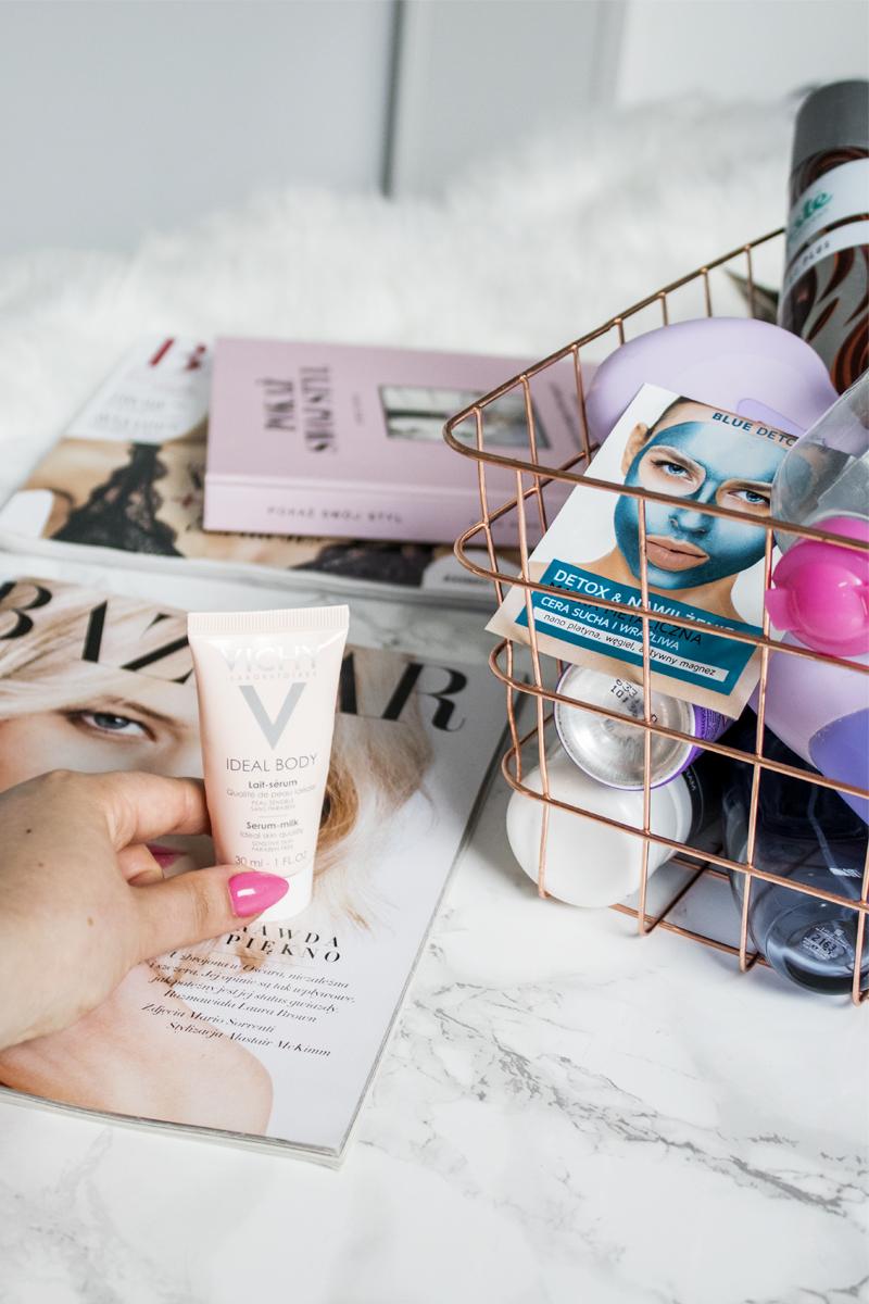 Kosmetyczne zużycia i garść mini recenzji