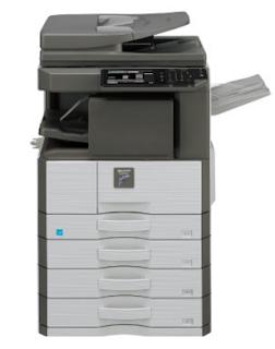 Sharp MX-M356N Free Driver Download