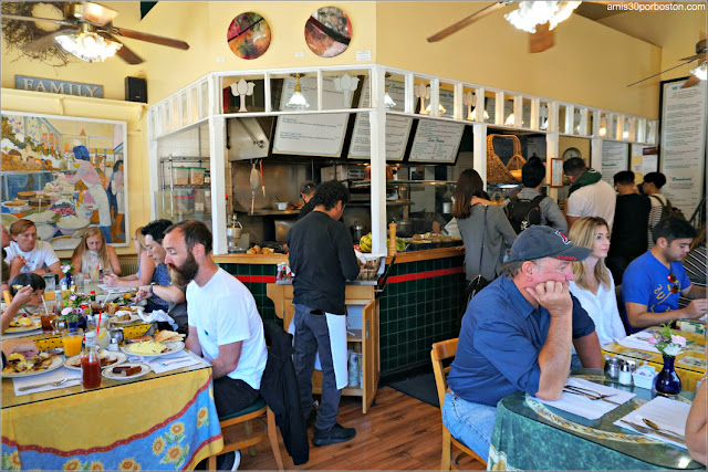 Cafetería Mama's On Washington Square en San Francisco
