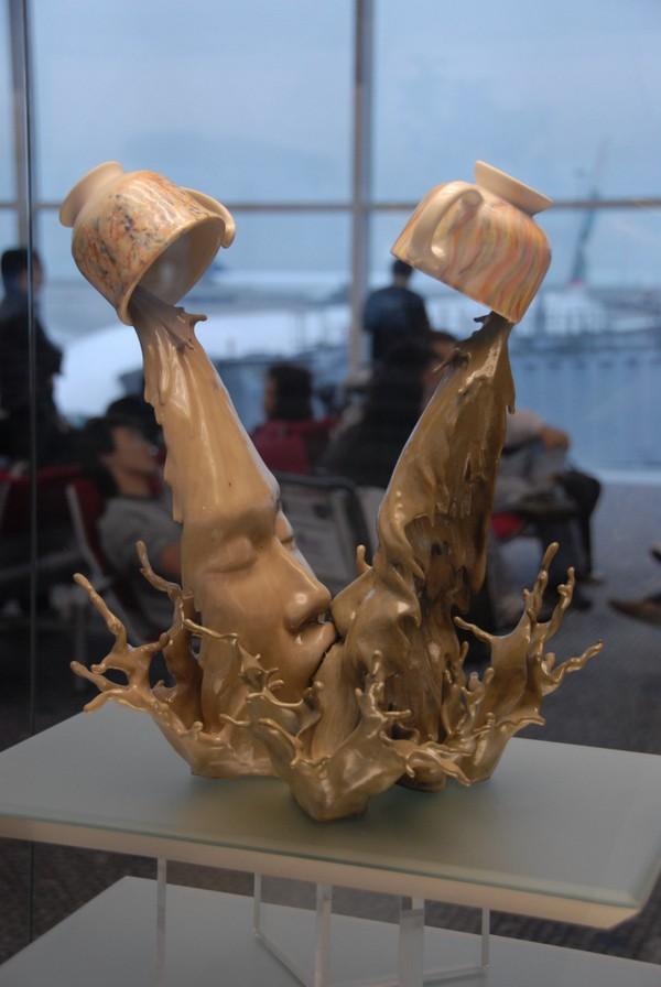 Creative Ceramic Sculptures