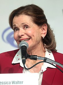 Jessica Walter: biography, Age, height