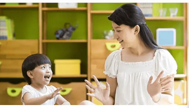 Perkembangan bahasa pada anak-anak