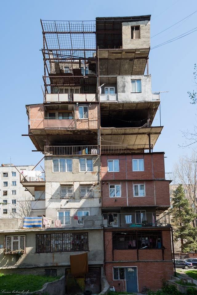 Архитектурный и строительный кошмар