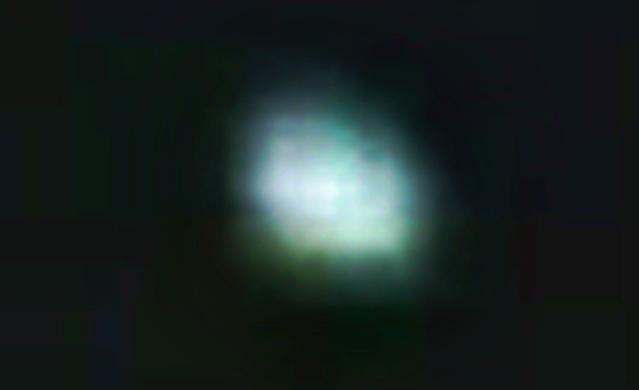 OVNI durante la puesta de sol sobre Cairns, Australia, el 22 de febrero de 2021 2