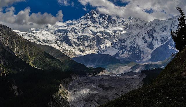 Nanga Parbat montain