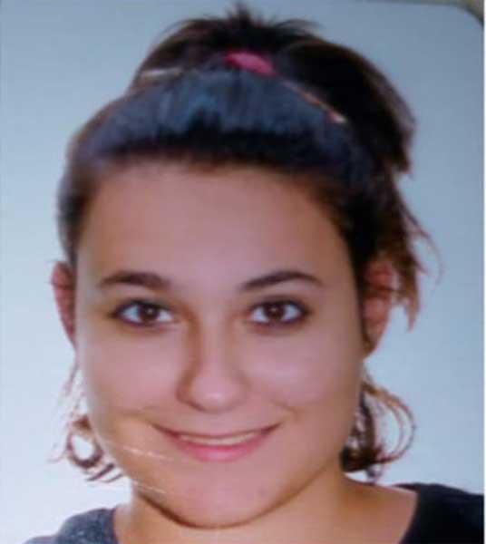 La joven Joana Candelaria Rivero, desaparecida en Igueste de San Andrés,  Tenerife