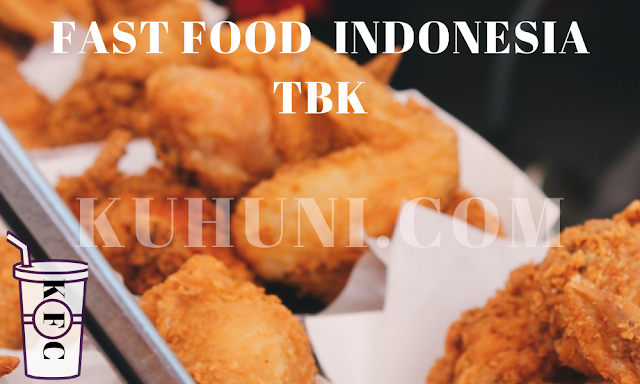 Laba bersih FAST, KFC / Fast Food Indonesia Tahun 2020