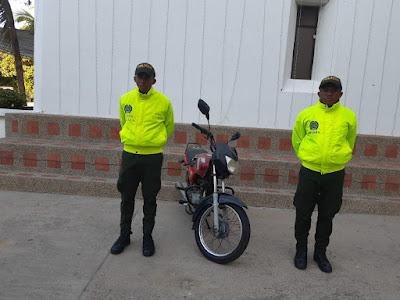 Cuatro motos y una camioneta recuperó la Policía