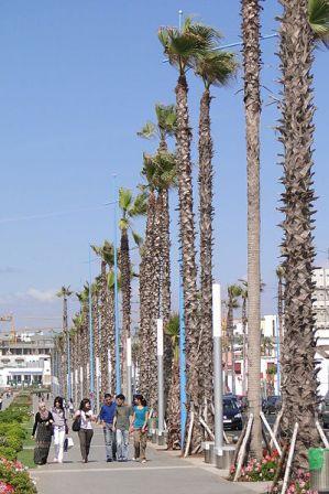 Casablanca. Maroko