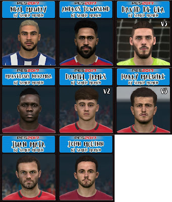 PES 2017 Facepack December 2019 V3 by Sameh Momen