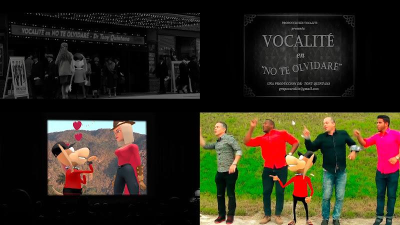Vocalité - ¨No te olvidaré¨ - Videoclip - Director: Tony Quintana. portal Del Vídeo Clip Cubano. Música cubana. CUBA.