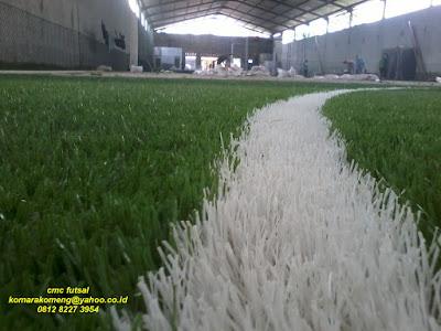 Jaring lapangan futsal November 2020