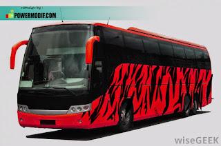 modifikasi bus jepara