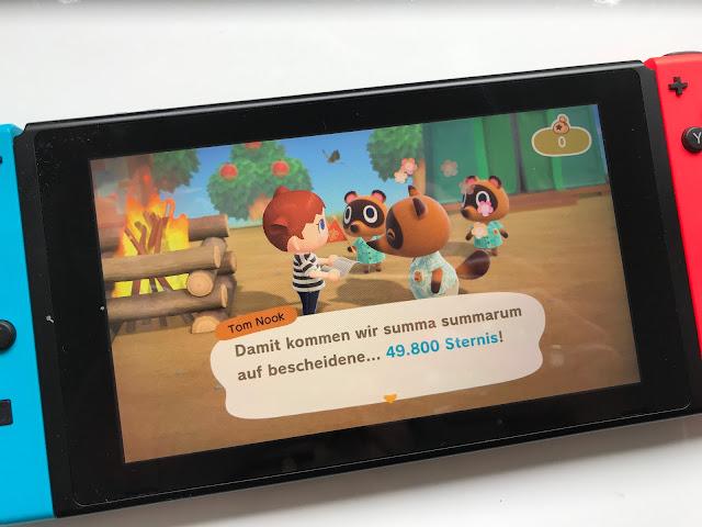 Animal Crossing: New Horizons - auf der Insel angekommen
