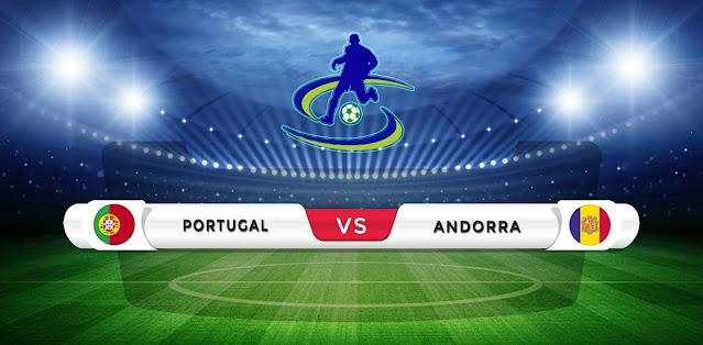 Portugal vs Andorra Prediction & Match Preview