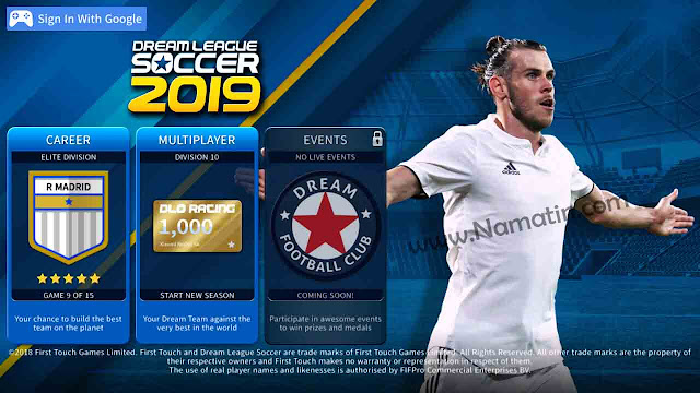cheat dream league soccer 2019 pemain sendiri
