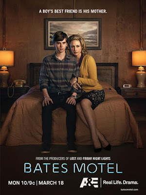 Bates Motel (TV Series) S01 DVD R4 NTSC Latino