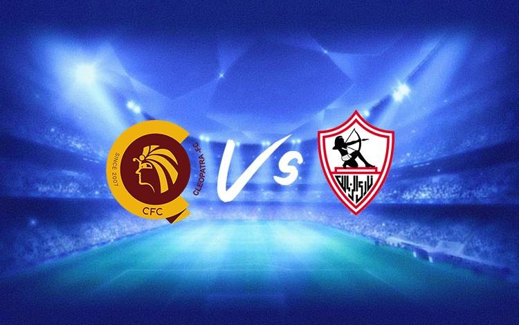 نتيجة مباراة الزمالك وسيراميكا اليوم 20-08-2021 في الدوري المصري