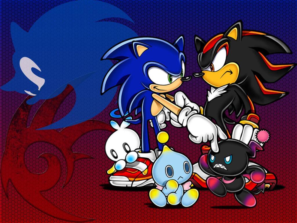 Imagenes De Sonic Para Imprimir: Dibujos De Sonic Para Imprimir