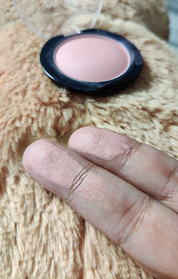 Maybelline Creamy Cinnamon Color Show Blush Review