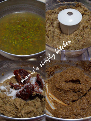 cara membuat isi bakpia basah