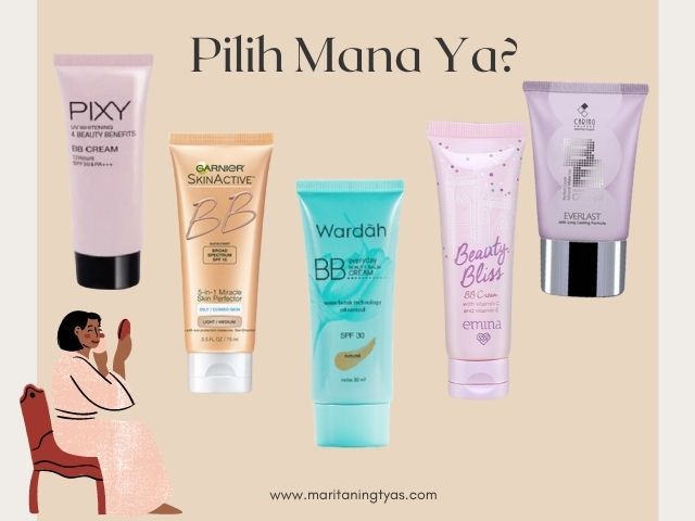 5 produk bb cream terbaik