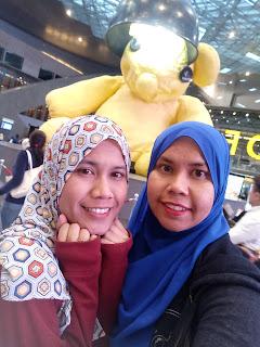 Travelog Turkey Doha Airport