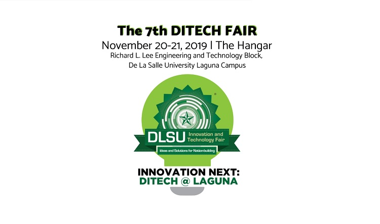 DLSU Intros 7th DITECH Fair