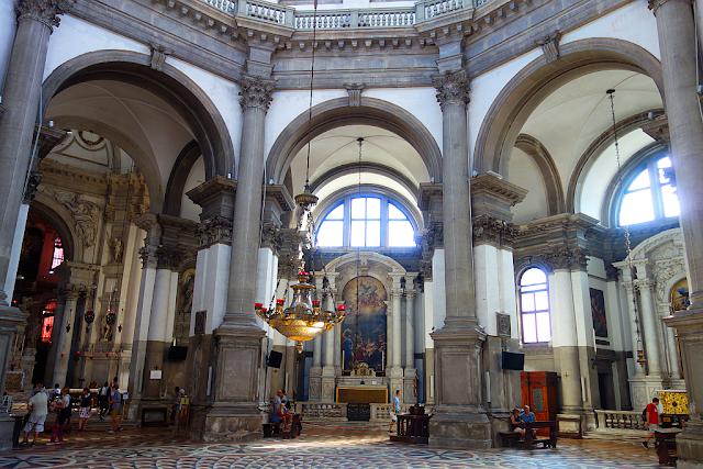 Strašidelné tajemství baziliky Santa Maria della Salute, Benátky, pověsti, záhady, legendy
