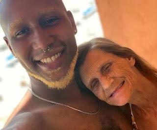 Grandmother, 61, finally weds her  24-year-old boyfriend (Photos)