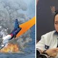 Percaya Atau Enggak Ramalan Mbak You Soal Kecelakaan Pesawat Merah Biru Terjadi