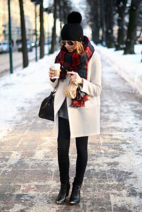 Winter Fashion Inspo: Stylish Cold Weather Outfit Idea