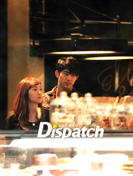 Taec yeon and jessica dating on the dark