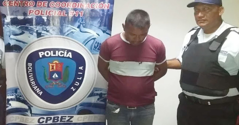 Otro Hombre Nuevo de la Patria detenido en Lossada por abusar de su vecina de 13