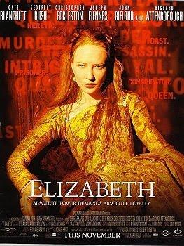 OURO ERA DE ELIZABETH A DUBLADO FILME BAIXAR O