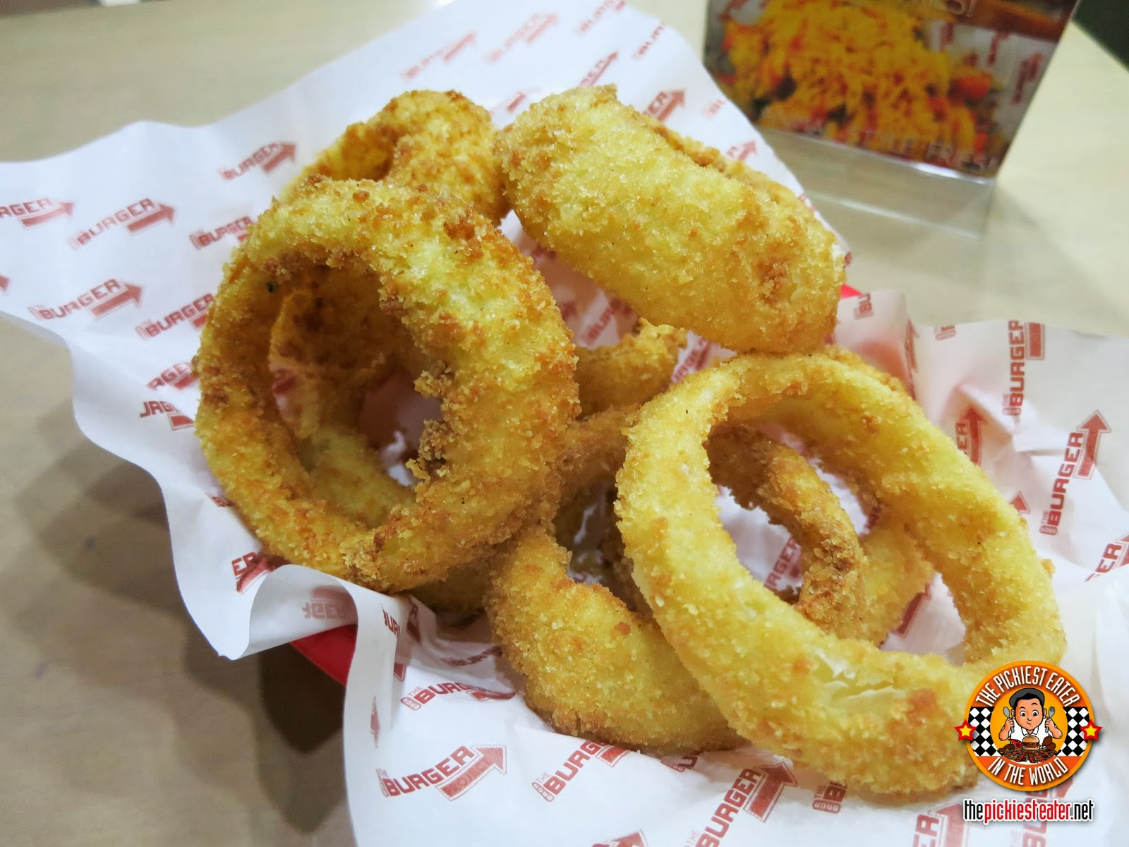 BRGR Project Makati onion rings