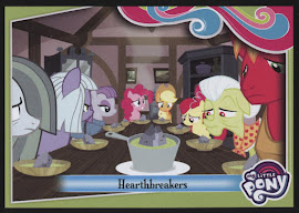 My Little Pony Heartbreakers Series 4 Trading Card