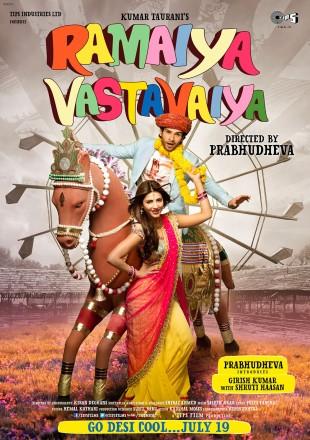 Ramaiya Vastavaiya 2013 Full Hindi Movie Download HDRip 720p