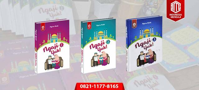 Jual Buku Iqro Anak Balita Cianjur 0821-1177-8165