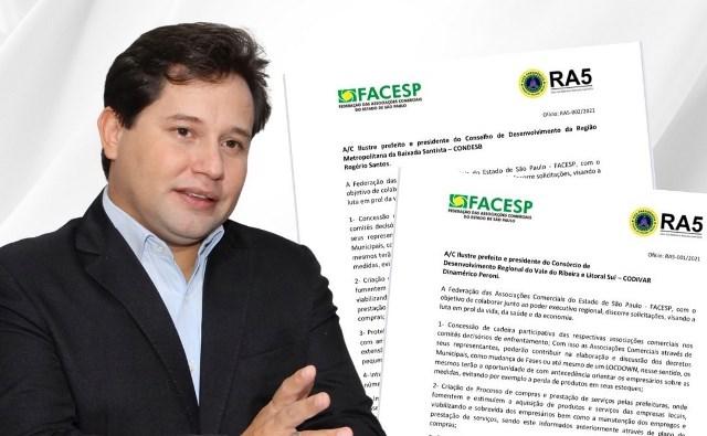 Facesp - RA5 solicita aos prefeitos mais ações regionais de combate à pandemia
