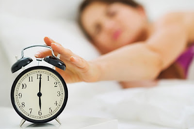 Stick to schedule and ritual for proper sleep