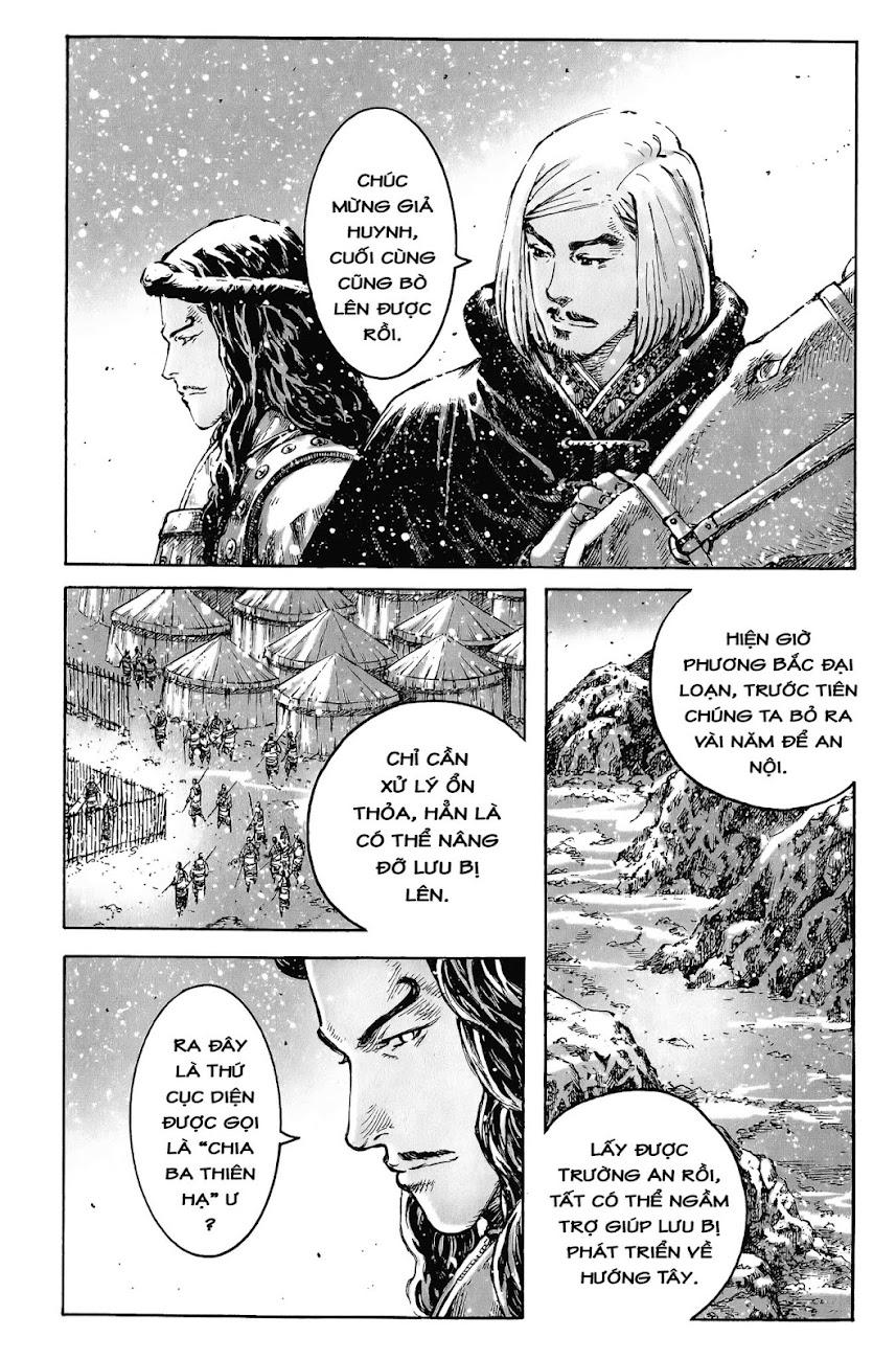 Hỏa phụng liêu nguyên Chương 446: Hủ mộc tàng trùng [Remake] trang 12