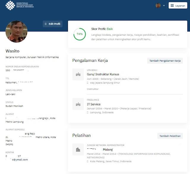 Bursa Kerja Online dan Cara Mendaftarnya