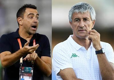 """Barca xác định """"trảm"""" HLV Setien, chốt Xavi thay thế"""