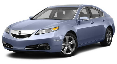 2012 Acura TL Prices, Reviews and Pictures