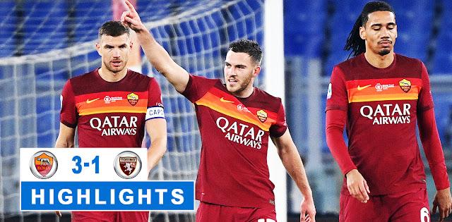 Roma vs Torino – Highlights