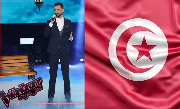 """التونسي """" مهدي عياشي """" يفوز بلقب """" ذا فويس """""""