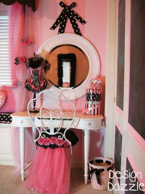 Diy Parisian Vanity Chair Design Dazzle