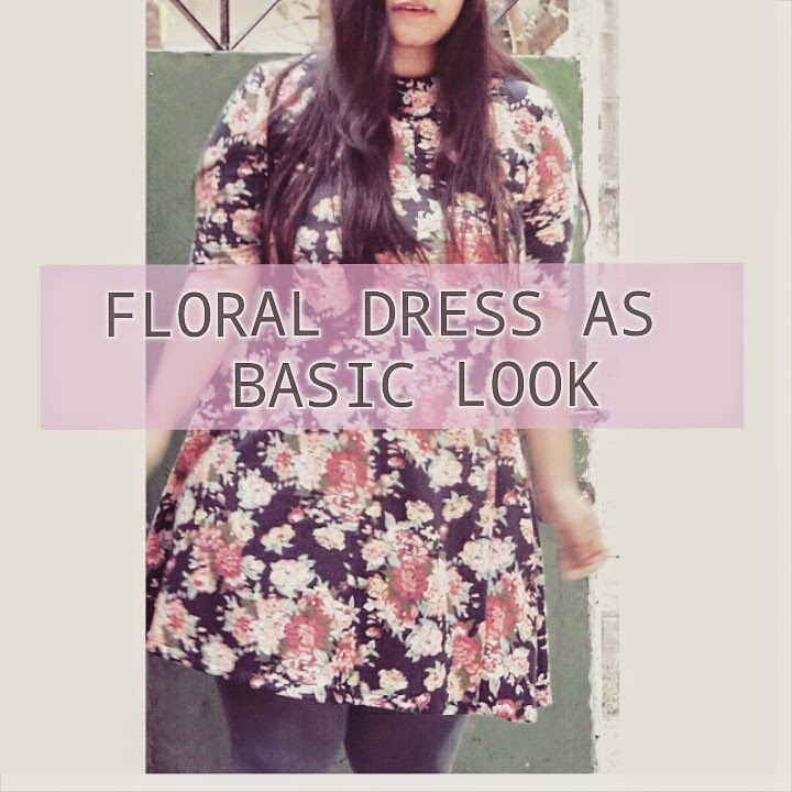 The basic The floral dress part 2 image